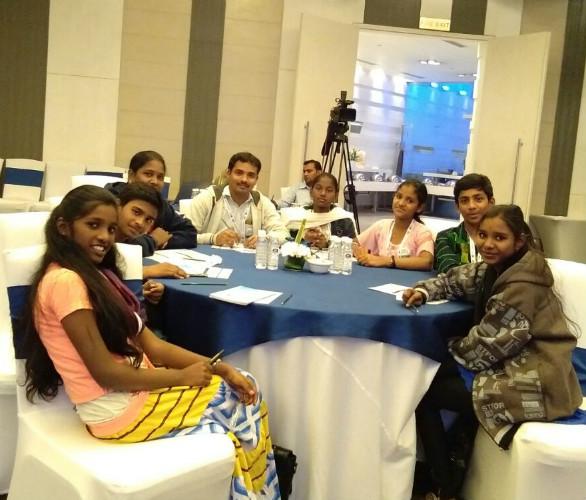 Divya Disha Participates in Cities4Kids17