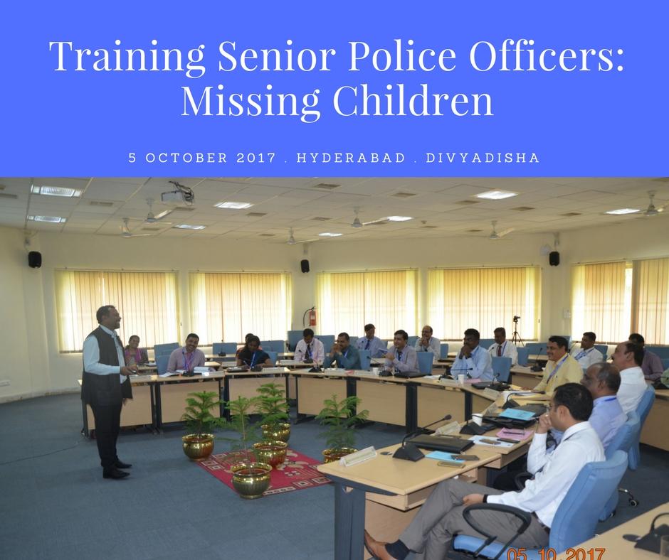 Training Senior Police Officers:  Missing Children