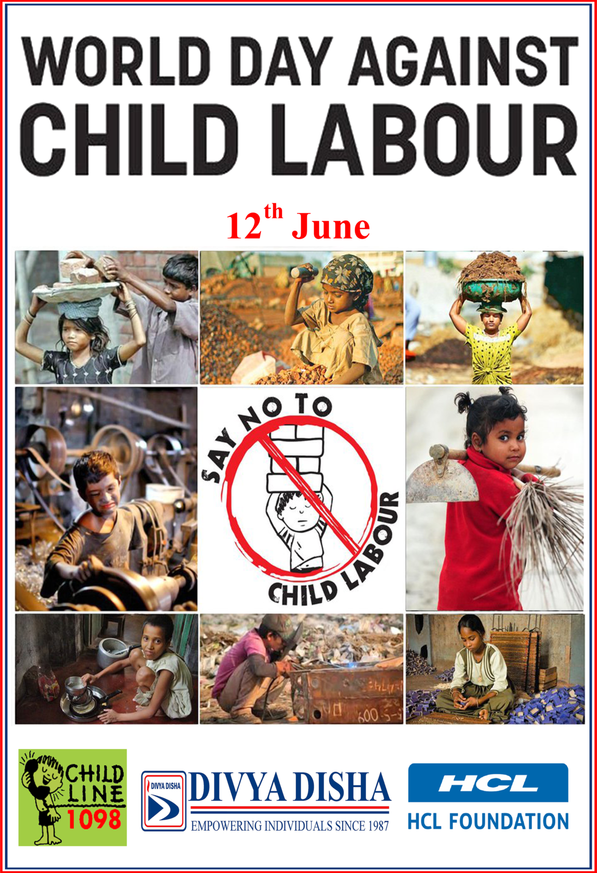 World Day Against Child Labour 12th June 2020
