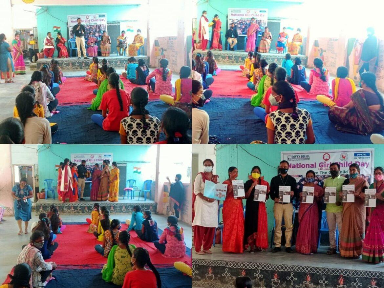 National Girl Child Day Celebration